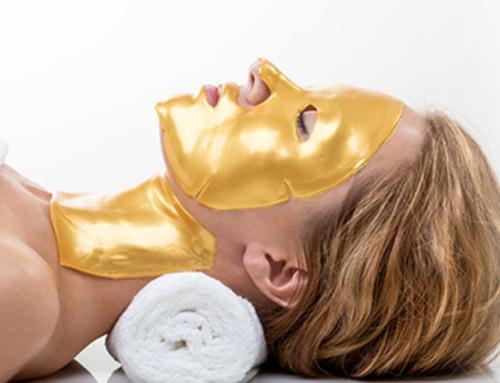 Kultakollageeni -kasvohoidot