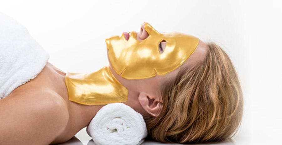 Kultakollageeni kasvohoito Helsinki