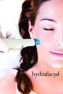 Hydrafacial hoitoa naiselle