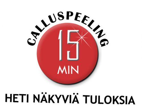 Callus Peeling -pedikyyri